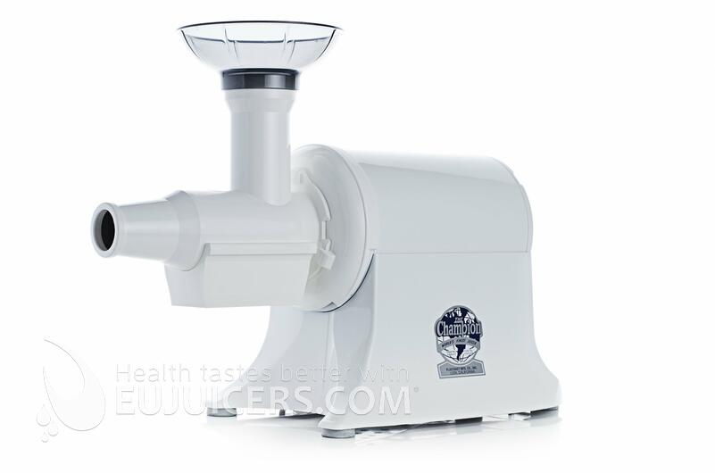Champion Juicer 200+ white