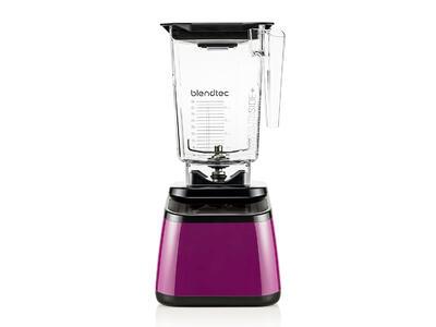 Blendtec Designer Series 3QT violet front side