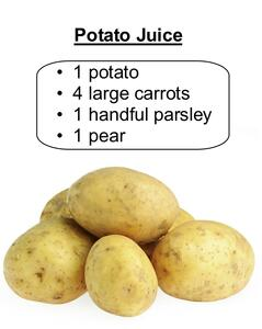 potato juice