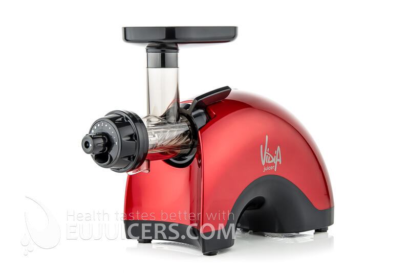 Vidia Twin Gear red 1