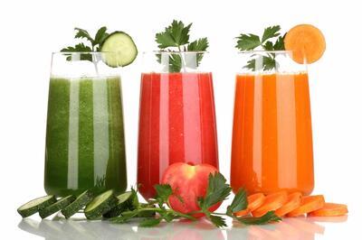 Three juice for Kids
